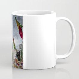 Playful Ship Captain and Mates Coffee Mug