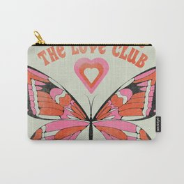 Welcome To The Love Club Carry-All Pouch