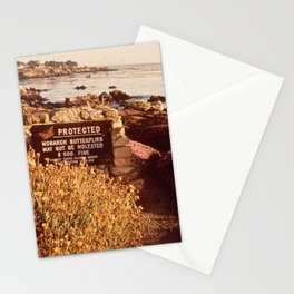 CALIFORNIA PACIFIC GROVE NARA 543271 Stationery Cards