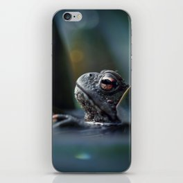 The toad iPhone Skin