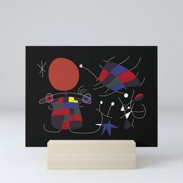 Joan Mirò #4 Mini Art Print