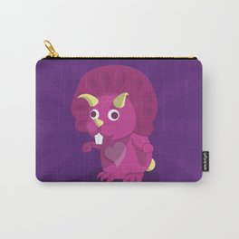 The Dino-zoo: Rabbit-saurus Carry-All Pouch