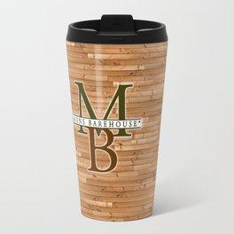 Mens Barehouse Wood Edition Travel Mug