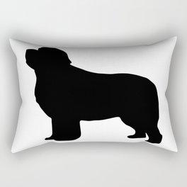 Newf Rectangular Pillow
