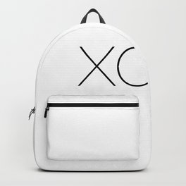Minimalism XOXO Backpack