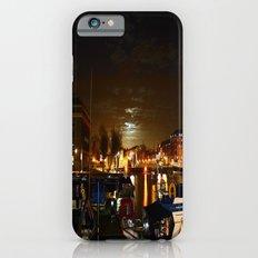 Yellow Moon Slim Case iPhone 6s