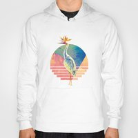 paradise Hoodies featuring Paradise by James McKenzie