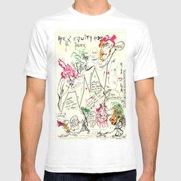 Econographics T-shirt