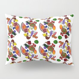 Fruit! Pillow Sham