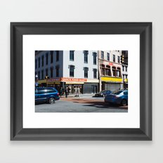 Baitimore Framed Art Print