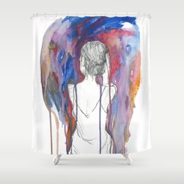 Anyway it doesn't matter anymore i (i) Shower Curtain
