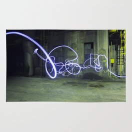 Light tag Rug