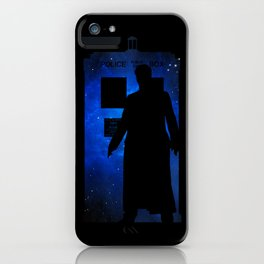 Allons-y!!! iPhone Case