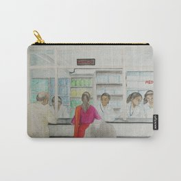 The hospital at Ernakulam Carry-All Pouch