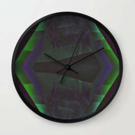 Diamond Gateway Wall Clock