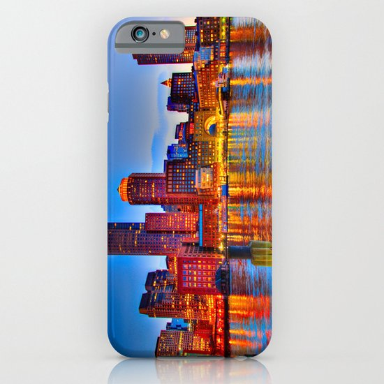 Boston Harbor iPhone & iPod Case