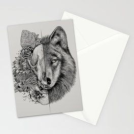 New Wolf (Half Life) Stationery Cards