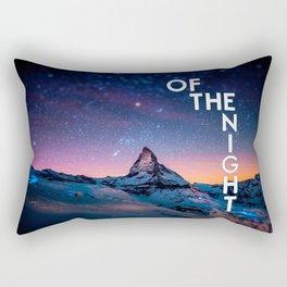 Bastille - Of The Night #2 Rectangular Pillow