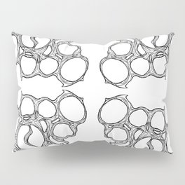 Honeycombs 2 Pillow Sham
