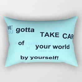 Fly:YOU Rectangular Pillow