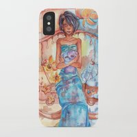 libra iPhone & iPod Cases featuring Libra by Trenita