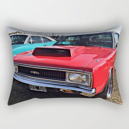 Argentinian Model Only MOPAR Hemi GTX Rectangular Pillow