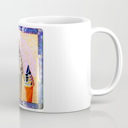 Trinity Of Summer With Toppings Coffee Mug