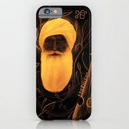 Baba iPhone Case