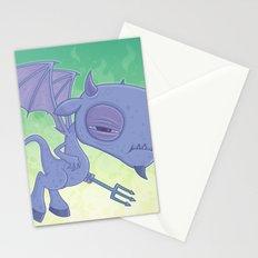 Pitchy Stationery Cards