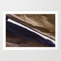 utah Art Prints featuring Utah by Matt Pangman
