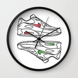 air max  Wall Clock