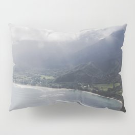Hanalei Bay - Kauai, Hawaii Pillow Sham