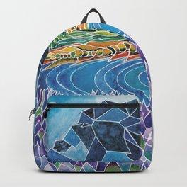 Lavender Fields Backpack