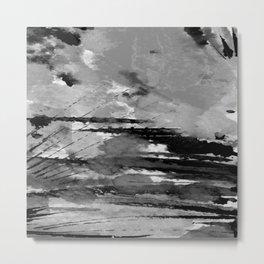 Art Abstraction 1L by Kathy Morton Stanion Metal Print
