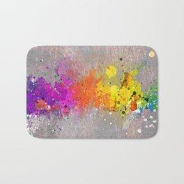 Colorsplash Bath Mat