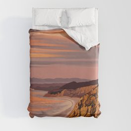 Sand Between My Toes Duvet Cover