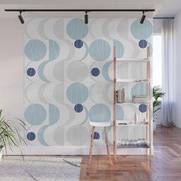Blue Moon #society6 #decor Wall Mural