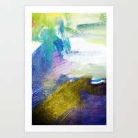 Thin Air Art Print