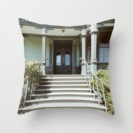 Shelton Mcmurphey Johnson House II Throw Pillow