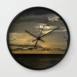 Nature (6) Wall Clock