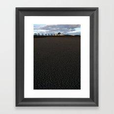 Drought Framed Art Print