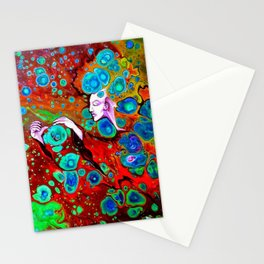 Atomic Witch Stationery Cards
