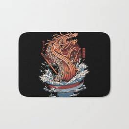 Ramen Dragon Bath Mat