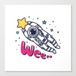 Catach a Shooting Star Canvas Print