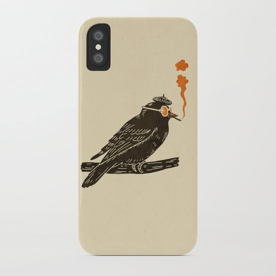 Beaknik  iPhone Case