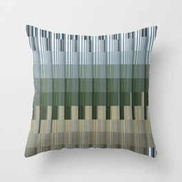 Kaleidoscope | Ando Throw Pillow