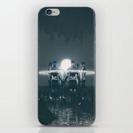 DEUS EX MACHINA iPhone Skin