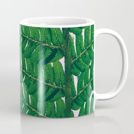 Fern Fronds Coffee Mug