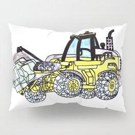Front-End Loader Pillow Sham