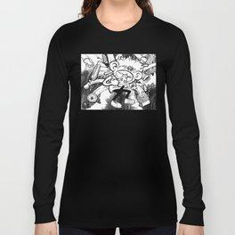 Pizza Boner Long Sleeve T-shirt